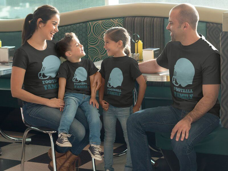 football family tshirt