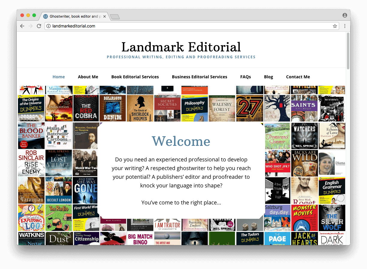 landmark editorial