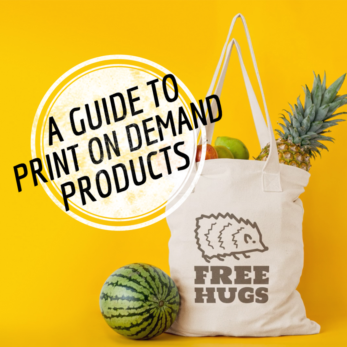 A Complete Guide To The Most Popular Print On Demand Products