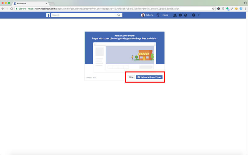 Set Up Your Facebook Account7