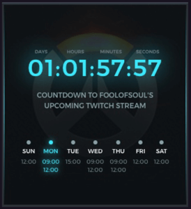 Streamlabs Countdown How To Stream