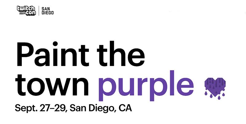 Twitchcon Event Announcement