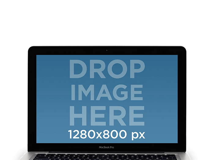 Macbook Mockup Template Png Backgroundo Xn