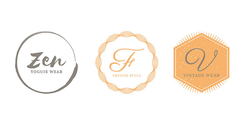 Clothing Brand Logos of Fashion House Logos