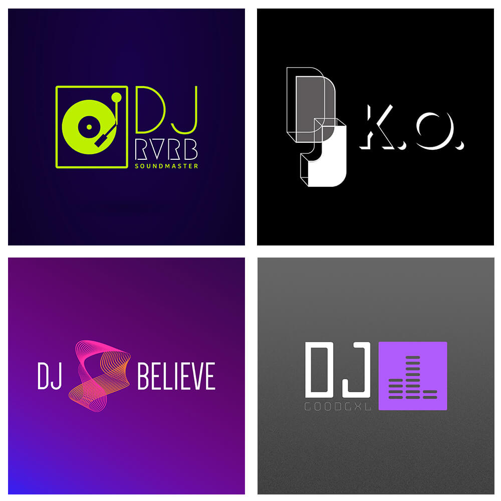 Make A DJ Logo In Minutes! - Placeit Blog