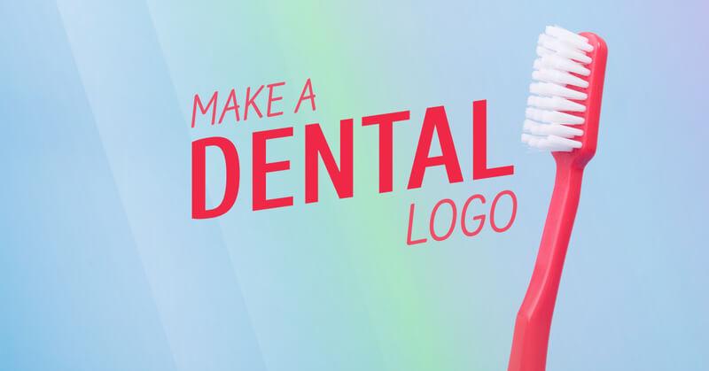 Dental Logo Maker Header