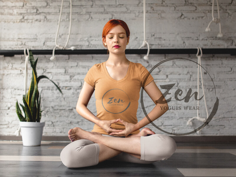 Yoga Fashion Logo