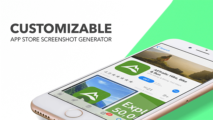 App Store Screenshot Generator