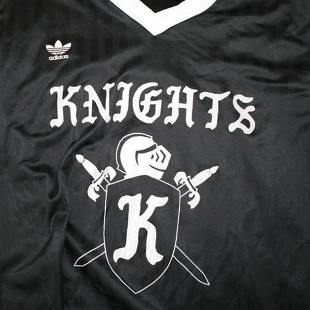 Knights soccer Logo