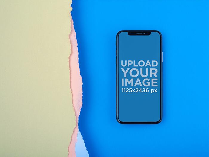 Minimal Iphone Mockup 4
