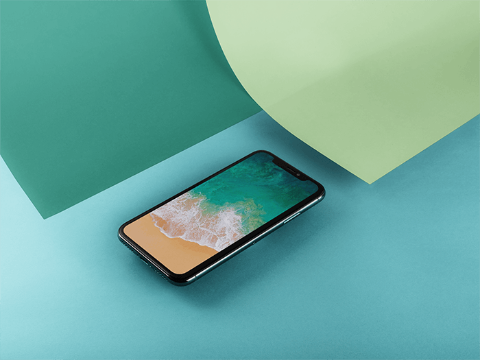 Minimal Iphone Mockup 5