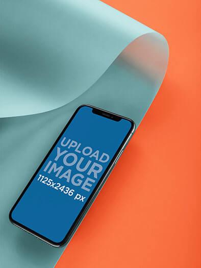 Minimal Iphone Mockup 6