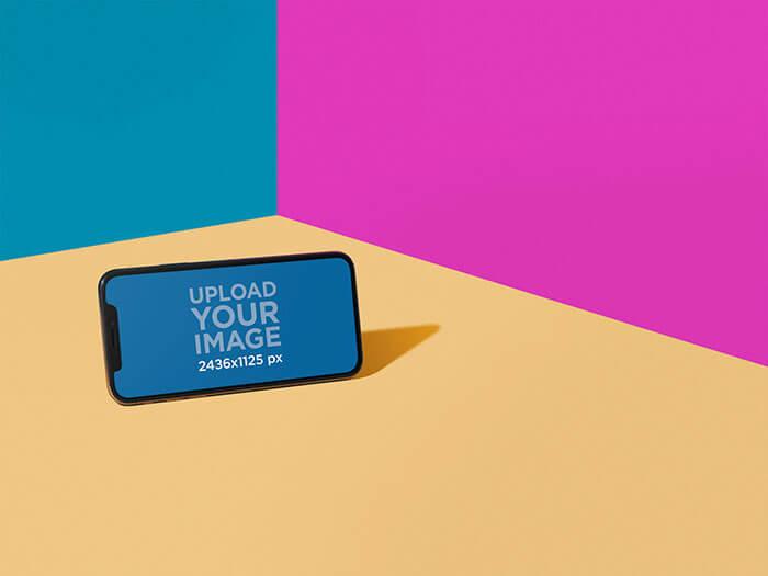 Minimal Iphone Mockup 8