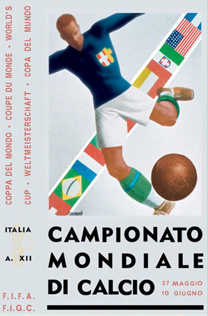 World Cup Logo 1934