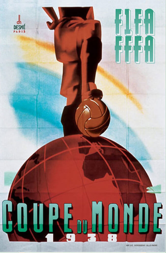 World Cup Logo 1938