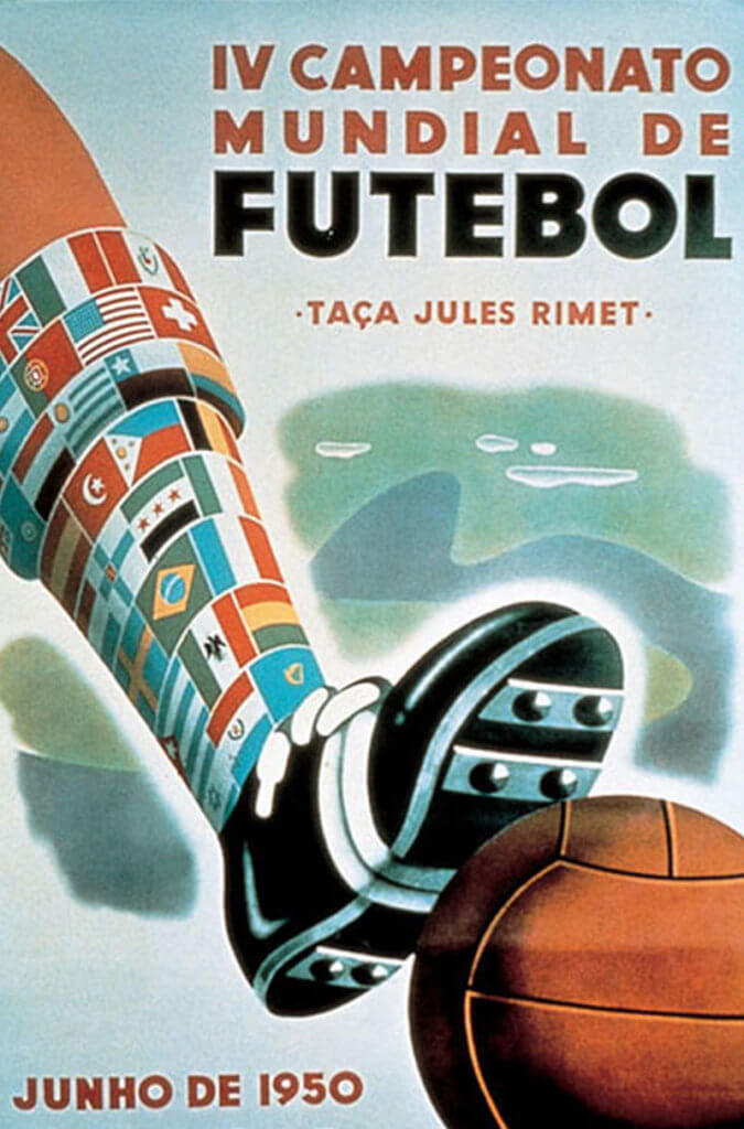World Cup Logo 1950
