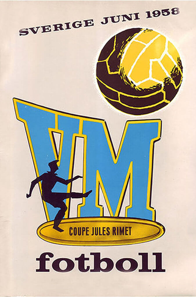 World Cup Logo 1958