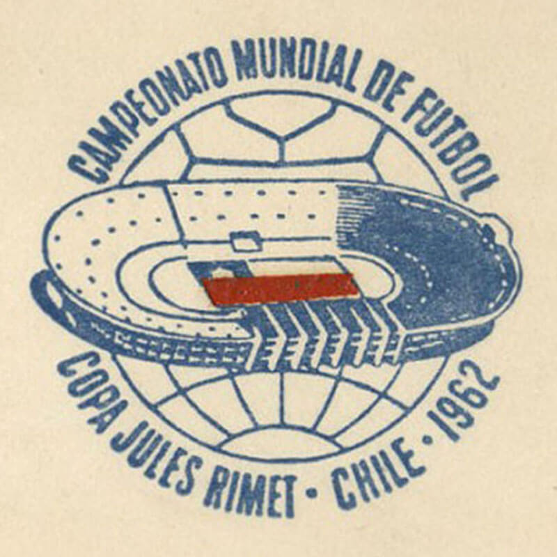 World Cup Logo 1962