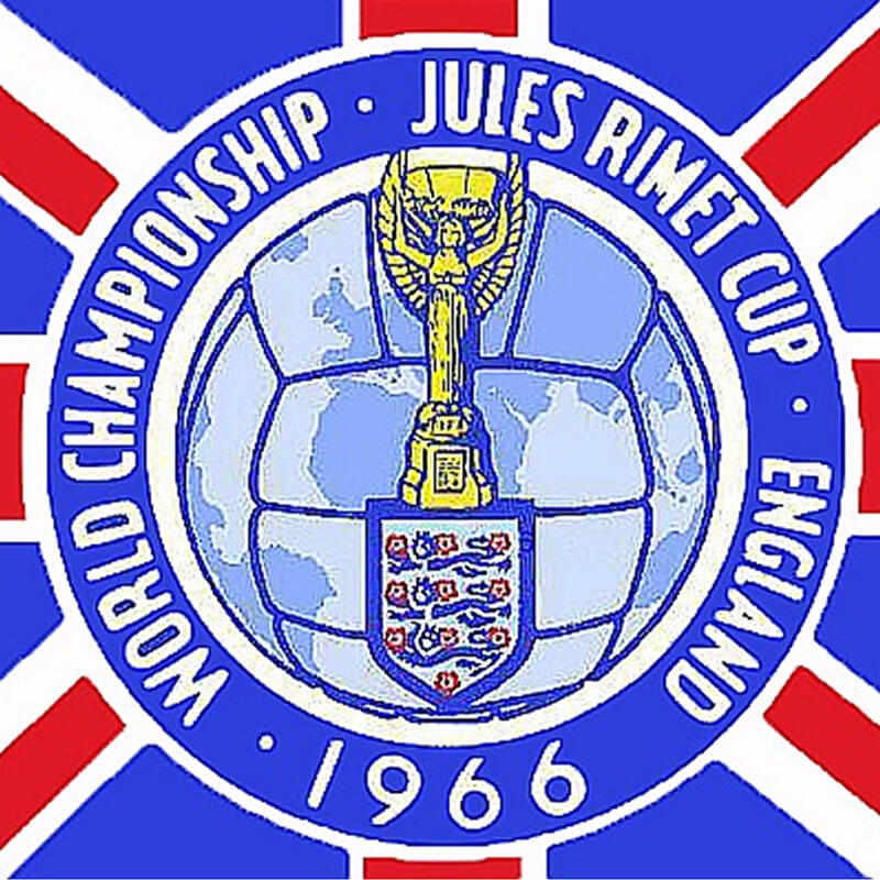 World Cup Logo 1966