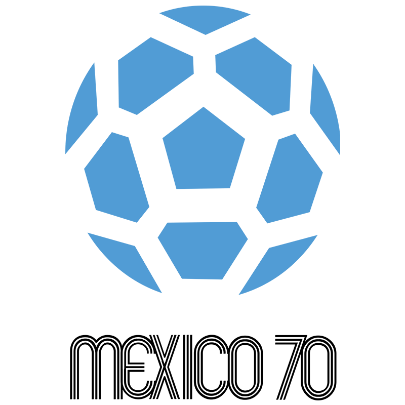 World Cup Logo 1970