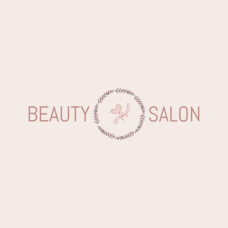 Beauty Salon Logo 4