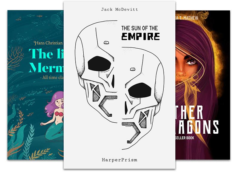 Book Cover Templates For Different Genres