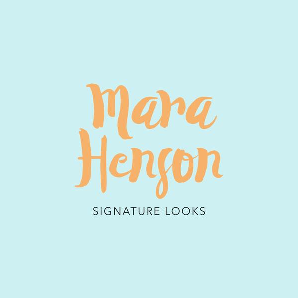Mara Henson Esty Store Logo