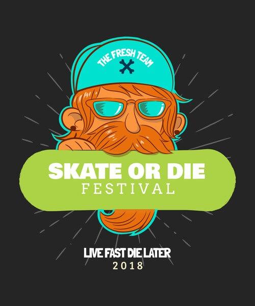 Skater Tshirt Maker