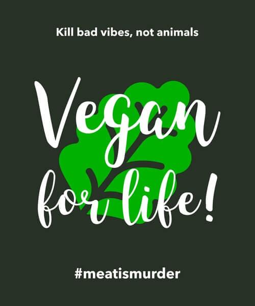 Vegan Tshirt Designer