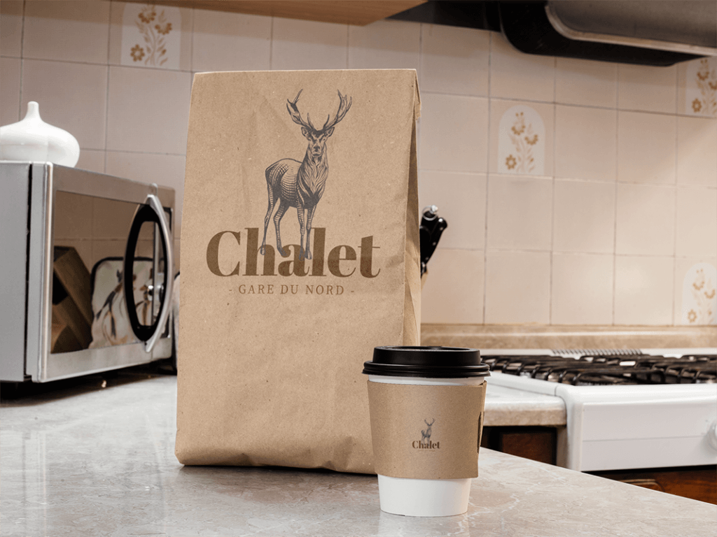 Bag Mockup Business Branding