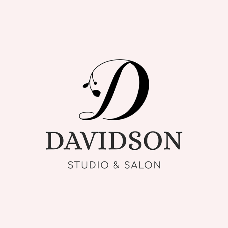 Hairstylist Salon Logo