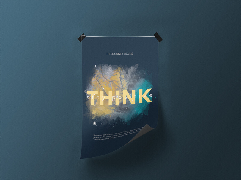 Poster Mockups to Showcase Your Designs