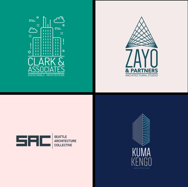 Architect Logo Grid 02