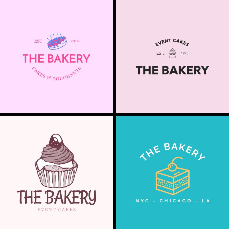 Bakery Logos 01