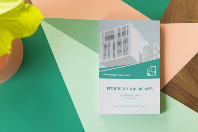 Architecture Firm Flyer