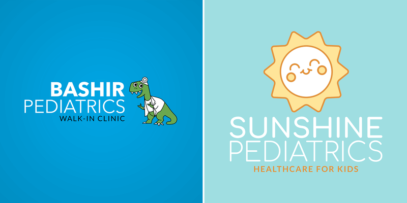 Pediatric Logo Maker With Child Friendly Graphics