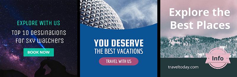 Travel Agency Online Ads