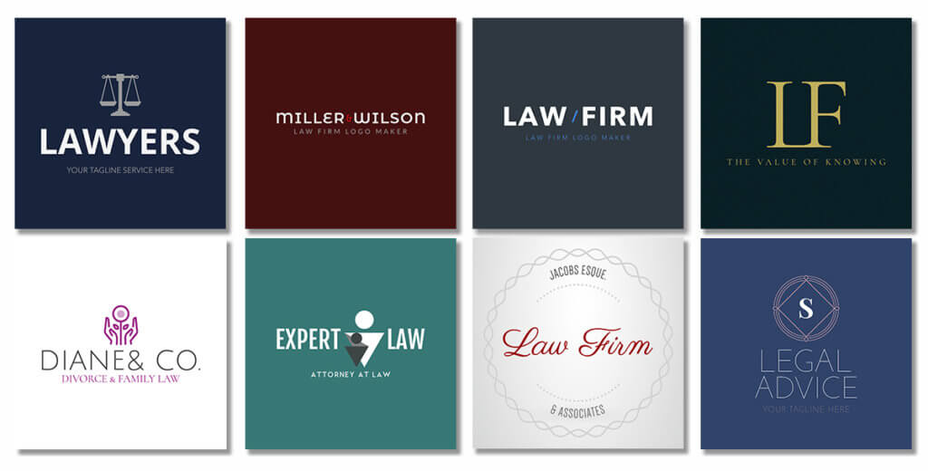 Law Firm Logo Cover