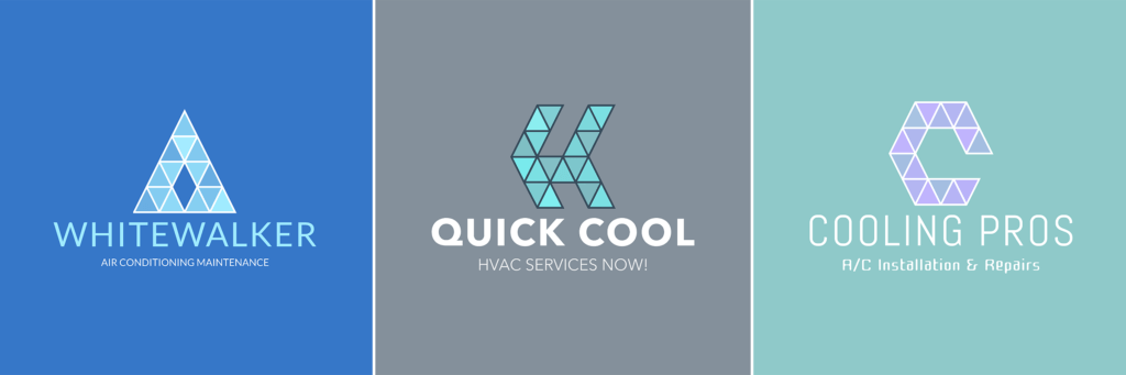 Air Conditioning Logo Maker