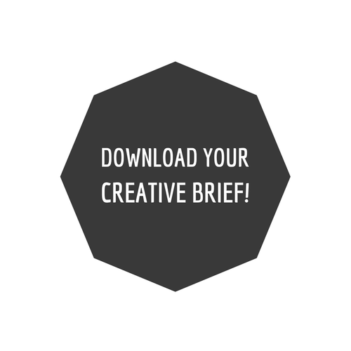 Creative Brief Download Button