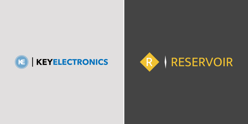 Electronics Manufacturing Logo Maker With Simple Graphics