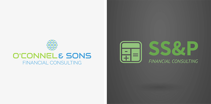 Financial Consulting Logo