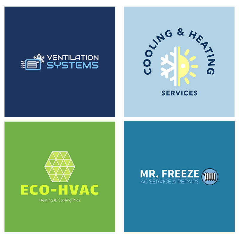 Create A Cool Hvac Logo For Your Brand Placeit Blog