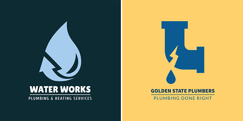 Logo Maker For Plumbing Logos