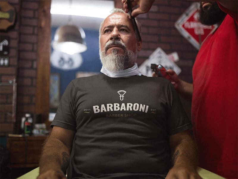 Barber Shop Mockup1