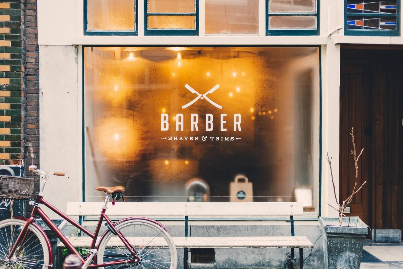 Make a Stylish Barber Shop Logo for Your Business