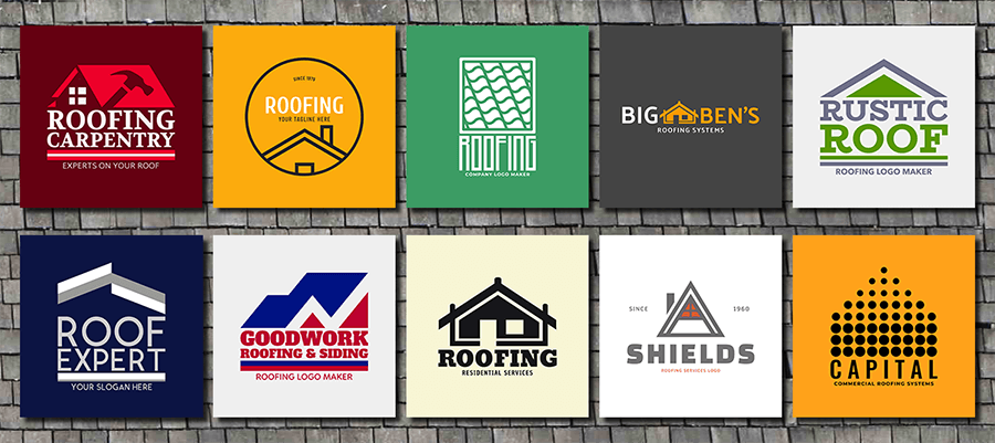 Roofing Logo Grid Copy