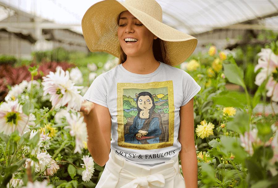 Creative T-Shirt Mockups for Merch