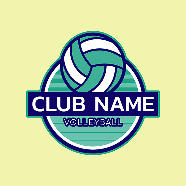 Volleyball Logo10
