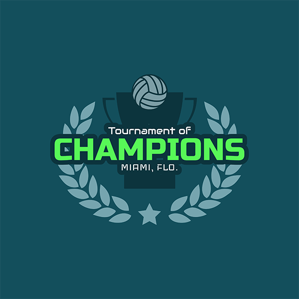 Volleyball Logo4